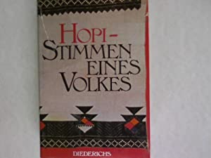 Hopi. Stimmen eines Volkes.: Courlander, Harold und