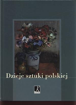 Dzieje sztuki polskiej.: Krzysztofowicz-Kozakowska, Stefania a.o.: