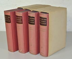 LThK. LEXIKON FÜR THEOLOGIE UND KIRCHE. 2., völlig neu bearbeitete Auflage. 1. bis 4. ...
