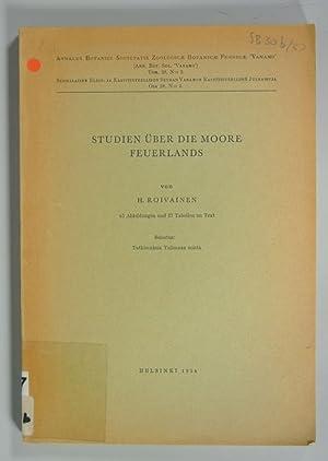 Studien über die Moore Feuerlands. (Annales Botanici Societatis Zoologicae Botanicae Fennicae ...