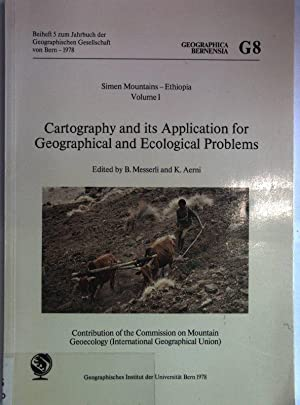 Cartography and its Application for Geographical and Ecological Problems. Contribution of the ...