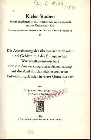 Die Assoziierung der überseeischen Staaten und Gebiete mit der Europäischen ...