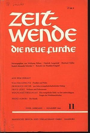 Preußen und Polen, in: ZEITWENDE - DIE