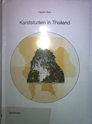 Karststudien in Thailand. Bochumer Geographische Arbeiten, Heft 54.: Mark, Harald:
