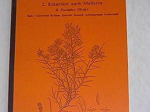 2. Exkursion nach Mallorca. Seminarbeiträge, Exkursionsprotokolle und Checklisten zum S-Block ...