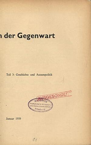 Die Niederlande in der Gegenwart ein kurzer Abriss. Teil 3: Geschichte und Aussenpolitik.