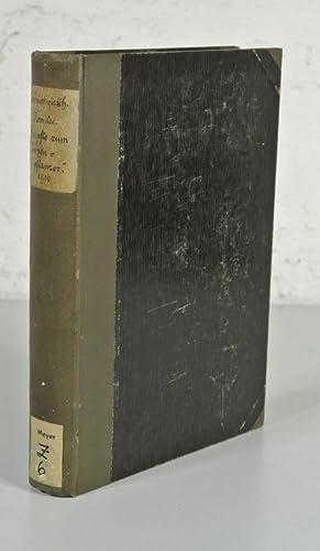 BEIHEFTE ZUM TROPENPFLANZER, Jahrgang 16 (1916). Komplett, in einem Band. (Enthält u.a.: Die ...