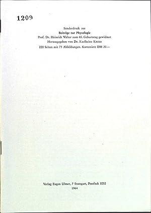 Das Strauchbirkenmoor (Betulo-Salicetum repentis) in Osteuropa und: Oberdorfer, E.: