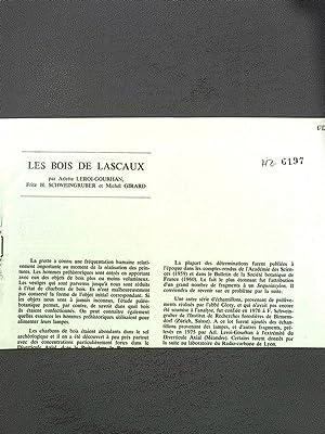 Les Bois de Lascaux. Lascaux inconnu, Xlle: Arlette, LEROI-GOURHAN: