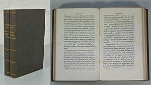 Memoires et souvenirs du General Maximilien Lamarque publies par sa Famille, Tome I + Tome II (...