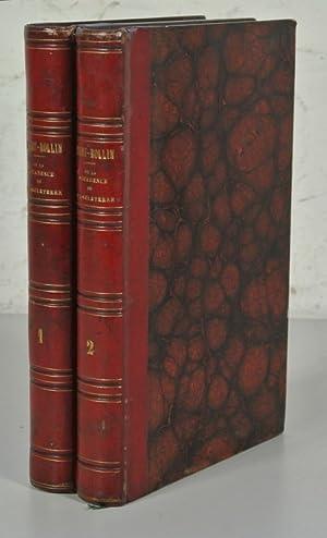 De la Decadence de l Angleterre. 2 Volumes (complete).: Ledru-Rollin, Alexandre: