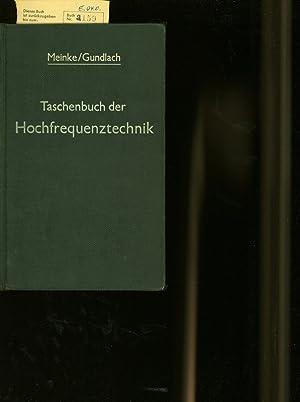 Taschenbuch der Hochfrequenztechik.: Meinke, H.: