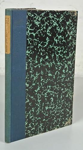 Revue des Travaux relatifs a la Geologie et a la Paleontologie de la Suisse, 2 Pendants: Pendant l&...
