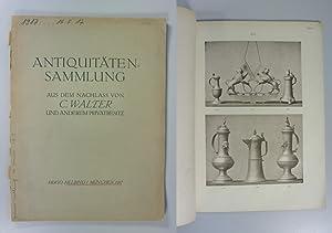 Antiquitäten und Kunstgegenstände, volkskundliche Objekte, Gemälde und Bücher. ...