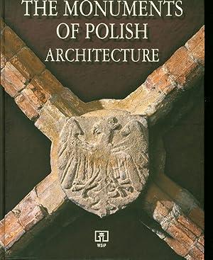 The Monuments of Polish Architecture.: Kaczorowski, Bartlomiej: