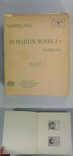 Katalog der Gemälde-Sammlung des Herrn Dr. Martin Soehle, Hamburg. Versteigerung 29. und 30. ...