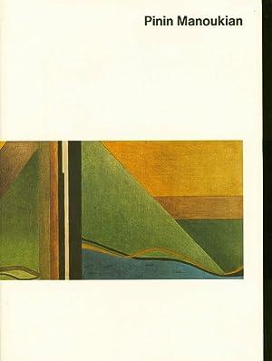 Pinin Manoukian. Katalog der Ausstellung ASB Gallery
