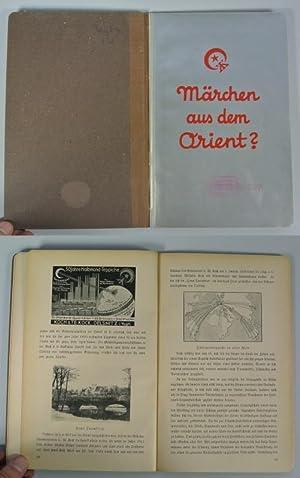 MÄRCHEN AUS DEM ORIENT? (Seltene Werbeschrift der Firma Koch & te Kock, Oelsnitz, Marke ...
