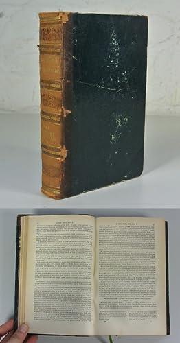 SUMMA THEOLOGICA, diligenter emendata Nicolai, Sylvii, Billuart, et C. J. Drioux. Notis ornata. ...