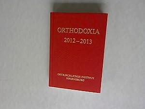 Orthodoxia 2012 - 2013.: Monsignore, Dr. Nikolaus Wyrwoll: