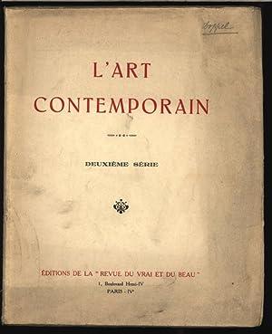 L' ART CONTEMPORAIN, Deuxieme Serie, Novembre 1929. (Features short Reports on: Damg-Bui, ...
