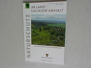 Ökologisches Verbundsystem in Sachsen-Anhalt, in: NATURSCHUTZ IM LAND SACHSEN-ANHALT.: ...