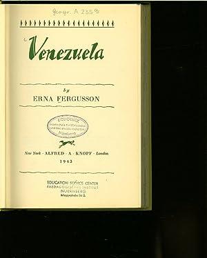 Venezuela.: FERGUSSON, Erna: