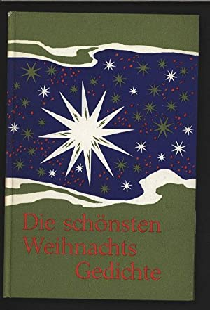 Die Schönsten Weihnachtsgedichte.Schönsten Weihnachtsgedichte Abebooks