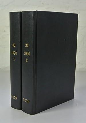 TECHNISCHE HOCHSCHULE ILMENAU. WISSENSCHAFTLICHE ZEITSCHRIFT, 36. Jahrgang 1990. - (Enthält ...