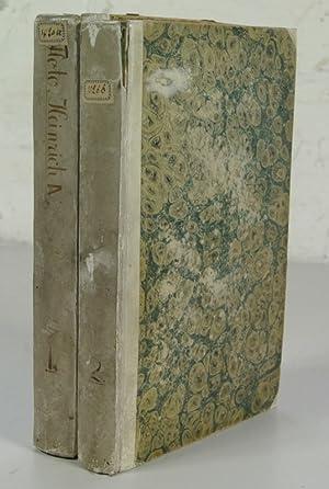 Kaiser Heinrich der Vierte und sein Zeitalter. 2 Bände (vollständig).: Floto, Hartwig: