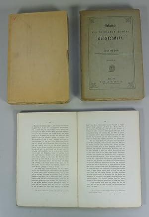Geschichte des fürstlichen Hauses Liechtenstein. 3 Bände (vollständig).: Falke, ...