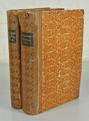 Kleine Wiener Memoiren und Wiener Dosenstücke, 2 Bände (vollständig). In Auswahl ...