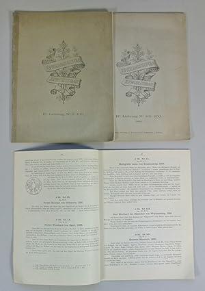 Sphragistische Aphorismen, 300 mittelalterliche Siegel systematisch classificirt und erläutert...