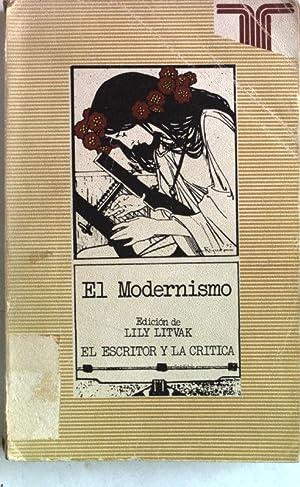El modernismo.: Litvak, Lily:
