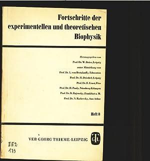 Biophysikalische Prinzipien der Populationsdynamik in der Mikrobiologie. Mit 23 Abb. Fortschritte ...