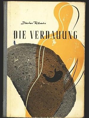 Die Verdauung im menschlichen Organismus.: Klaus, Dieter: