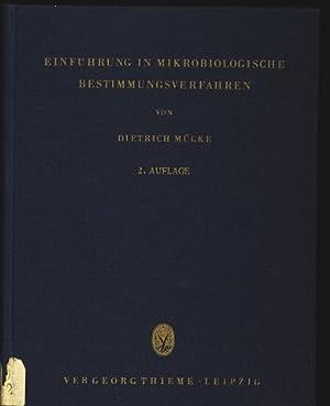 Einführung in mikrobiologische Bestimmungsverfahren. Quantitative Bestimmung von Aminosä...