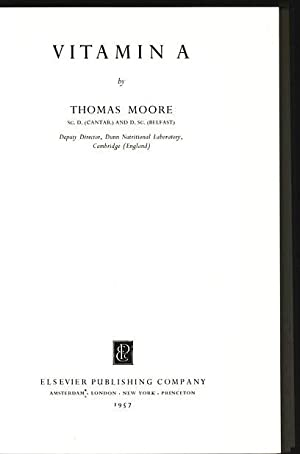 Vitamin A.: Moore, Thomas: