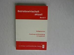 Forschung und Entwicklung im Lagebericht: Eine theoretische und empirische Untersuchung. ...