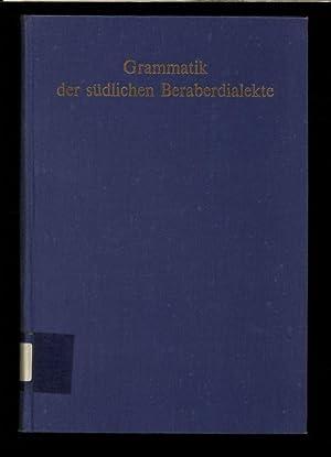 Grammatik der Südlichen Beraberdialekte: (SüdMarokko) Reihe: Afrikanistische Forschungen,...