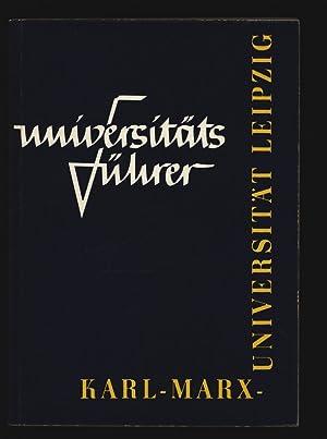 Universitätsführer.: Faber, Elmar: