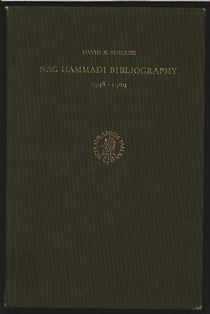 Nag Hammadi Bibliography, 1948-1969. Nag Hammadi Studies, Volume I.: Scholer, David M.: