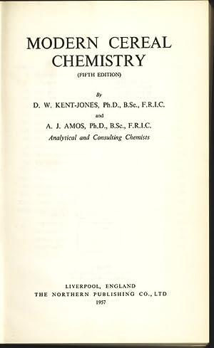 Modern Cereal Chemistry.: Kent-Jones, D. W.: