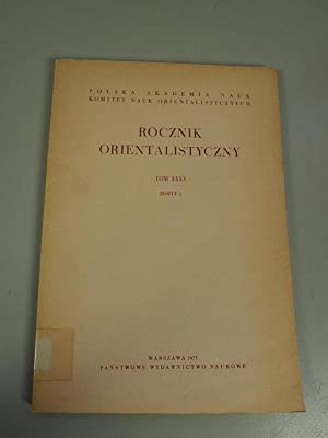 La foret des lettres (I), in: ROCZNIK: Polska Akademia Nauk