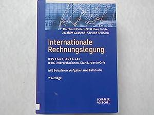 Internationale Rechnungslegung. IFRS 1 bis 8, IAS: Pellens, Bernhard, Rolf