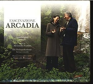 Fascinazione Arcadia. AUDIO-CD.: Scarlatti, Alessandro und