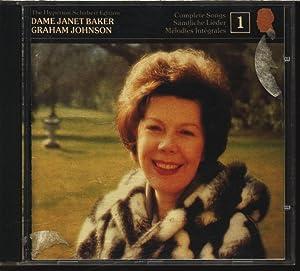 The Hyperion Schulbert Edition, Complete Songs Sämtliche: Baker, Dame Janet