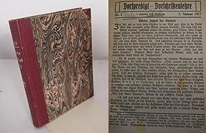 Dorfpredigt - Dorfschriftenlehre, Jahrgang 1917, Ausgaben 1 bis 50 in einem Buch. SELTEN! (Beilage ...