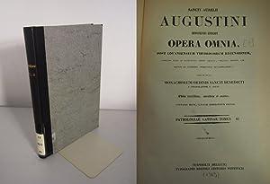 Sancti Aurelii Augustini, Hipponensis Episcopi, Opera Omnia (Tomus 7), Post Lovaniensium ...
