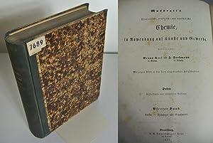 Muspratt's Theoretische, praktische und analytische Chemie, in Anwendung auf Künste und ...